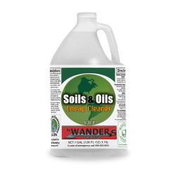 Wanders Carpet Cleaning Supplies
