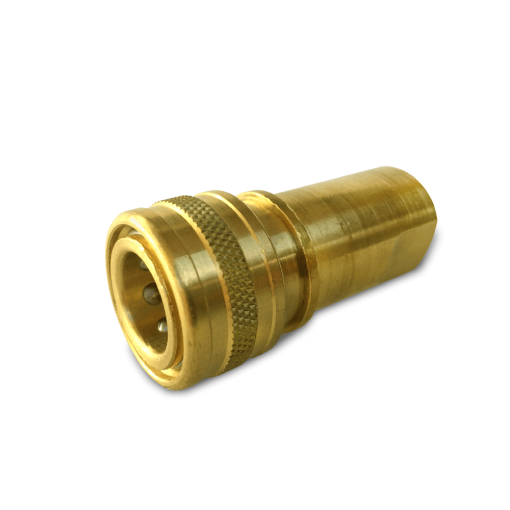 brass quick connect coupler