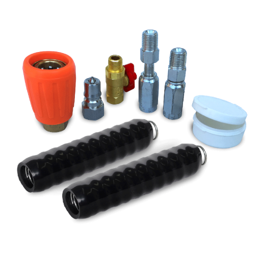 solution hose repair kit