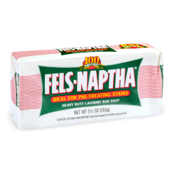 Fels Naptha Stain Remover